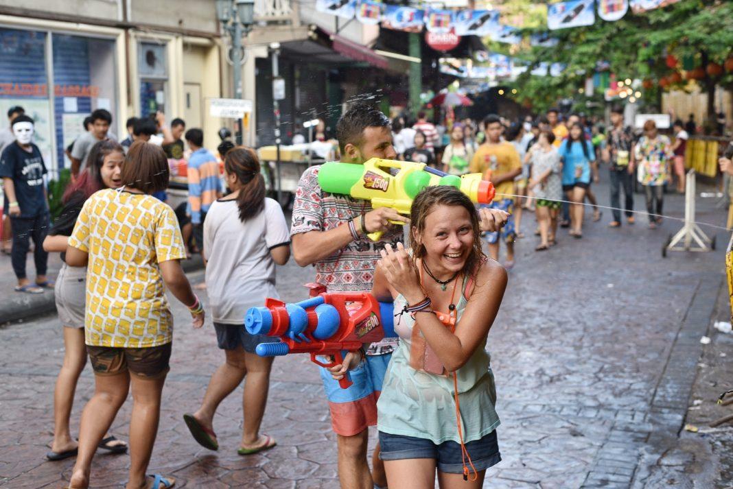 Songkran 2018 Bangkok