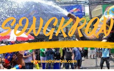 Spend Songkran Holiday in Bangkok! (2019 Update)