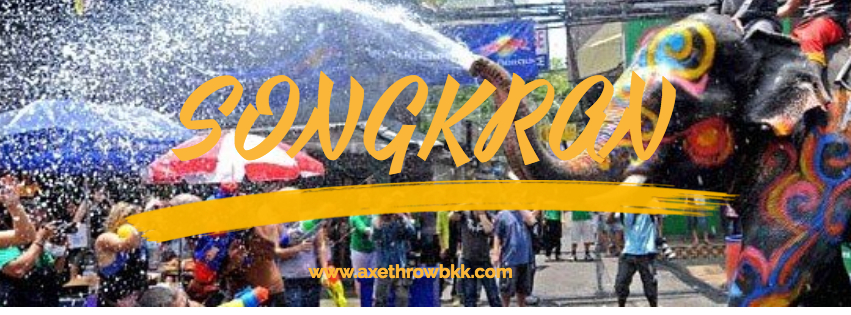 Spend Songkran 2018 in Bangkok!