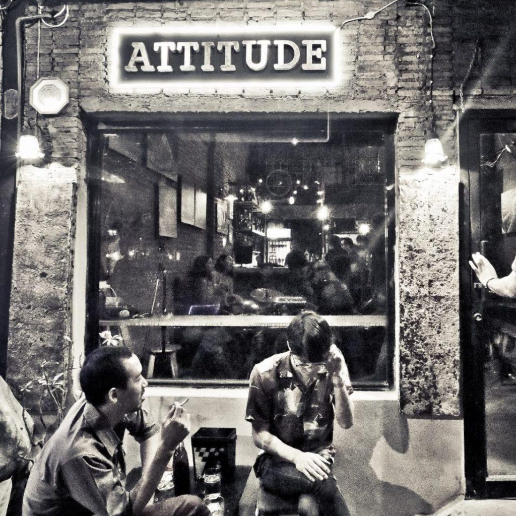 Attitude Bangkok Bar