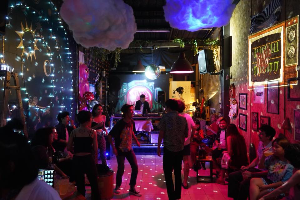 Bangkok Dance Hall Space Oddity