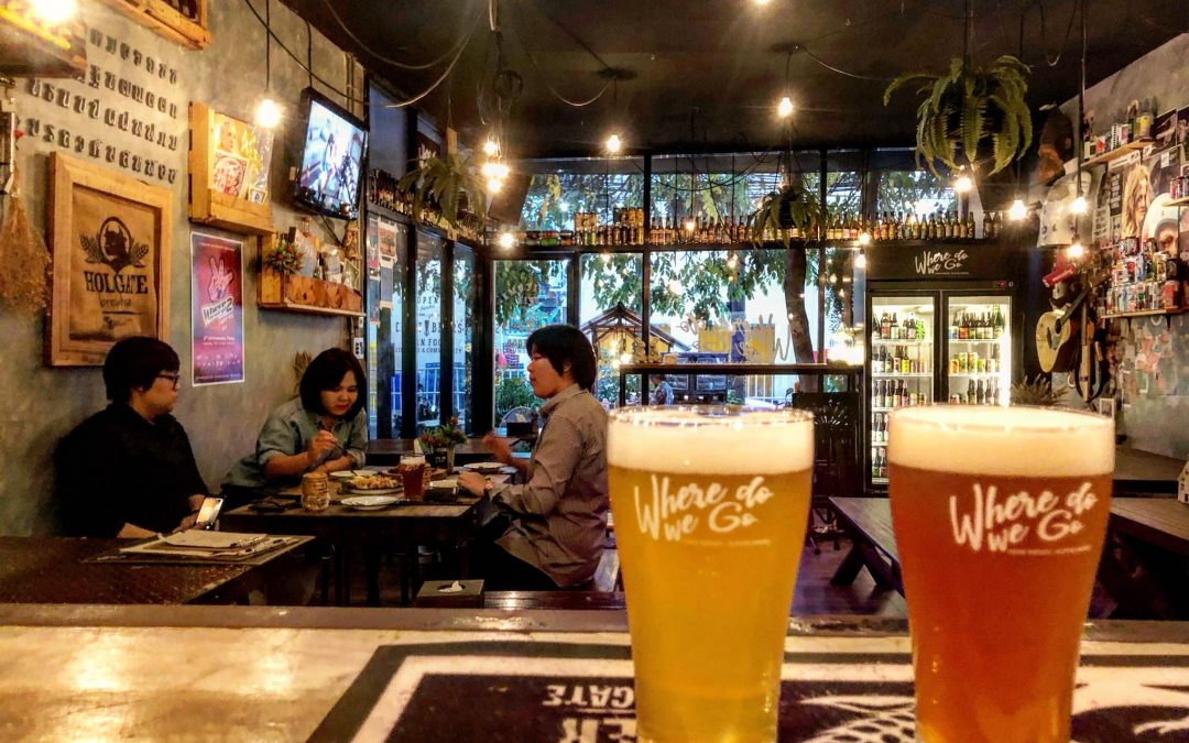 Off Bangkok's Beaten Path – Lat Phrao Wang Hin Road