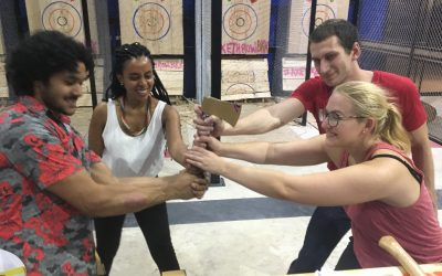 Bangkok's Must See Valentine's Day Event 2020   Love Kills, Throw Axes Valentine's Day Bangkok 2020